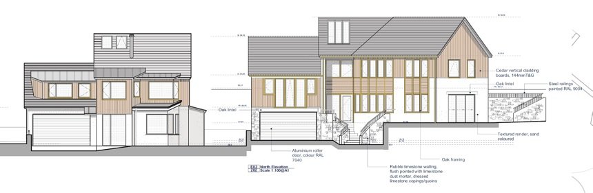 Example of a proposed property at Nailsworth