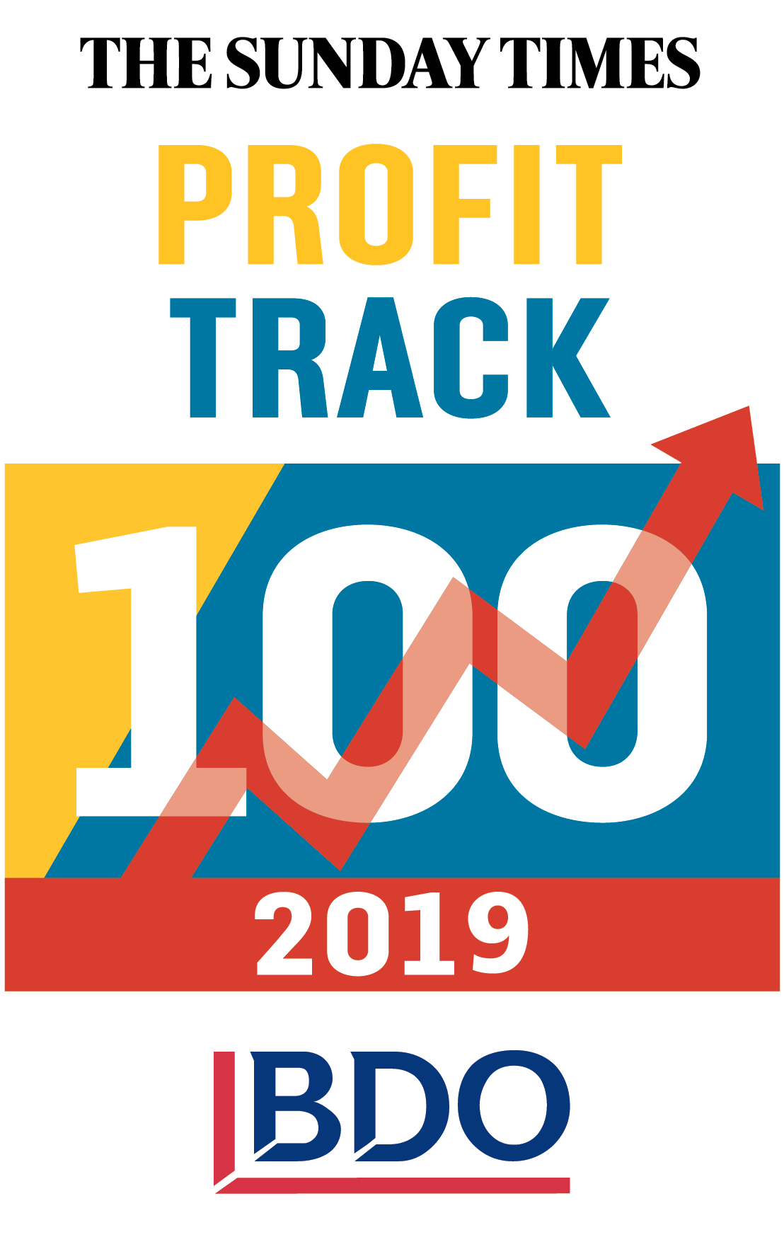 The Sunday Times Profit Track Logo 2019